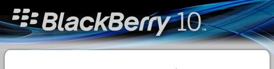 Logo Blackberry 10