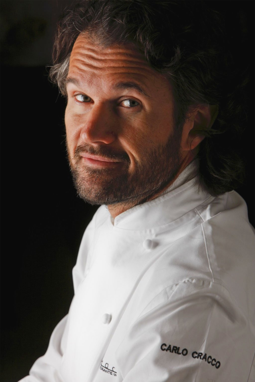 Chef Carlo Cracco