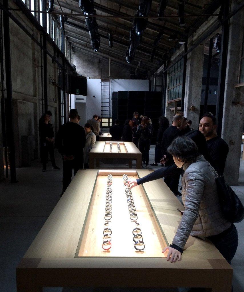 Esposizione Apple Watch
