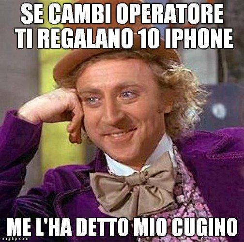 OFFERTE IPHONE IN OMAGGIO